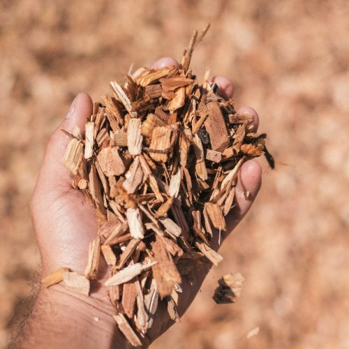Redwood Bark Chips ~ Fir bark ans materials